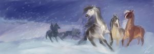 Equestrian Games 'St. Lavr Way' stables by MUSONART