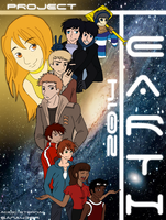 Project EARTH Poster by Sana4789