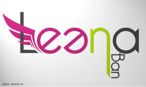 Leena's Logo by manoolita