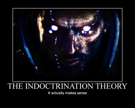 Mass Effect 3: The Indoctrination Theory by Nukid101