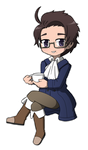 Hetalia Austria Commission  by Primmly