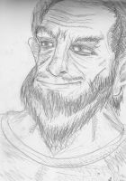 With beard, with style by Humblehistorian