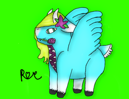 Flowercage Drawing. by wolflover1020