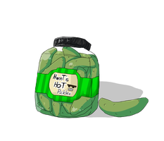 HwnT's HoT Pickle's .:For Timmingt0n:. by PikaIsCool