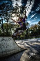 Awesome Skate Picture HDR by autumnashes1515