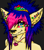 Iridescence's Icon by TheHuntingWolf