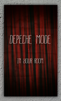 Depeche Mode In Your Room Poster by Elayez