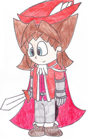 Teo the Red Mage by TMan5636