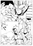 Shattered Terra Page 23 ink by shatteredglasscomic