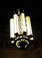 Second Street Chandelier by AndySerrano