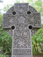 Celtic Cross by poisongrin
