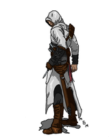 Altair - Assassin's Creed by Gottheart