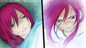 Adios Erza by Ornav