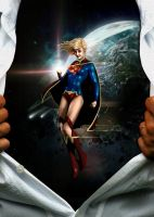 Supergirl by bolloboy
