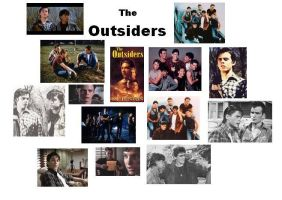 The outsiders by TwilightStar7