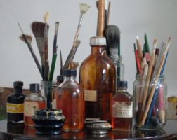 brushes by lopillas