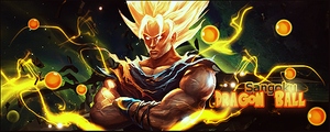 Sign' Dragon Ball by Exenties