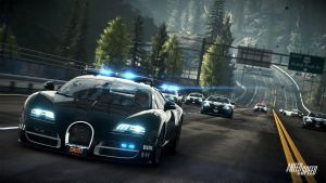 Police in Pursuit by AcerSense