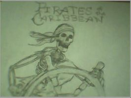 Pirates of the Carribean by Frimalilo
