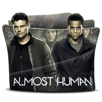 Almost Human by Kareembeast