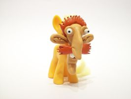 Nigel Thornberry G4 My Little Pony Custom by Ponyrehab