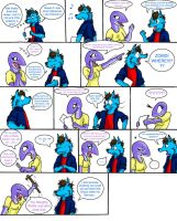 Lil strip whit Sassy 83 by paladin095