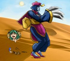 Darkstalkers Request for Naigo by First-Second