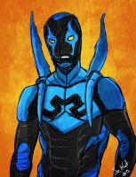 Blue Beetle by SaiKats