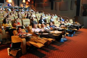 CineGrille Dine-In Movies by Latitude360