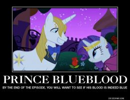 Prince Doucheface by Scarecrow113