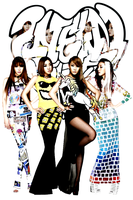 2NE1 NEW EVOLUTION IPOD IPHONE WALLPAPER Ver. 3 by Awesmatasticaly-Cool
