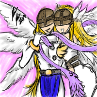 Angels by TempestChime