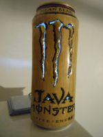 Java Monster Mean Bean Can Light I by chaptmc