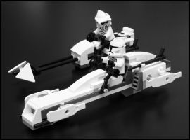 Speeder envy... by SWAT-Strachan