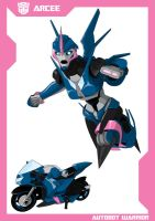 TFP: Arcee by Gambits-Wild-Card