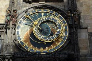 Astronomical Clock by CD85