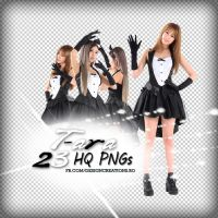 T-ara PNG PACK by DesignCreationsOffi