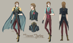 Vincent Darling by PosyPrince