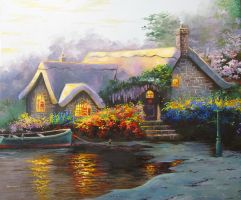 Lochaven Cottage by Kaitana
