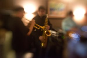 Jazz In A Small Town by myrnajacobs
