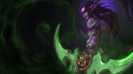 Illidan - wallpaper by atryl