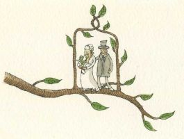 Twig marriage by MattiasA