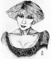 Farscape's Chiana by Kieri