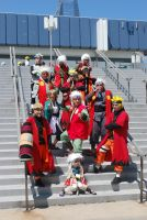 Naruto Gathering: Sages, part 1 by miss-a-r-t
