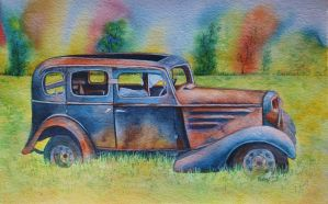 Out to Pasture by k8lag