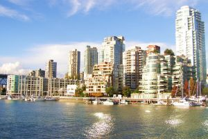 View from Granville Island by CoFFeeZomBee