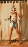 Roman Warrior Dressed 1e by Felixdeon
