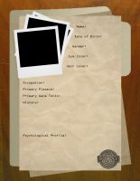 Bioshock Application Template by generalofdarkness