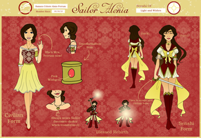 SMV Sailor Alenia Reference by samiikinns