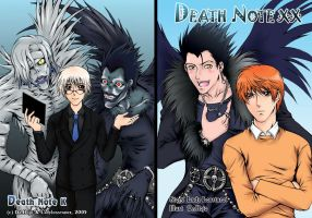 Doujinshi Death note by pitykess